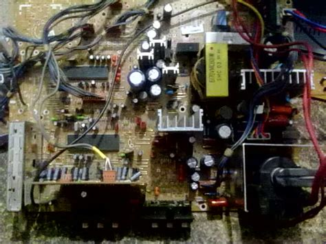 solucionado tv lg cp 29q54pa no enciende yoreparo