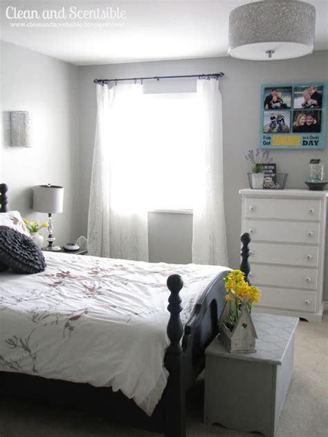 Master Bedroom Organization { The April To Do List For The
