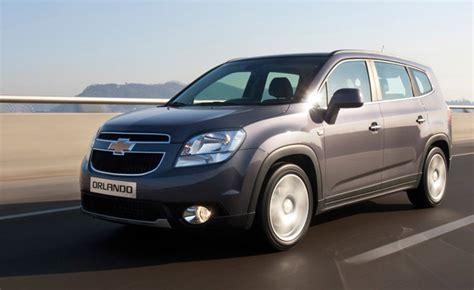 2012 Chevrolet Orlando Review Car Reviews