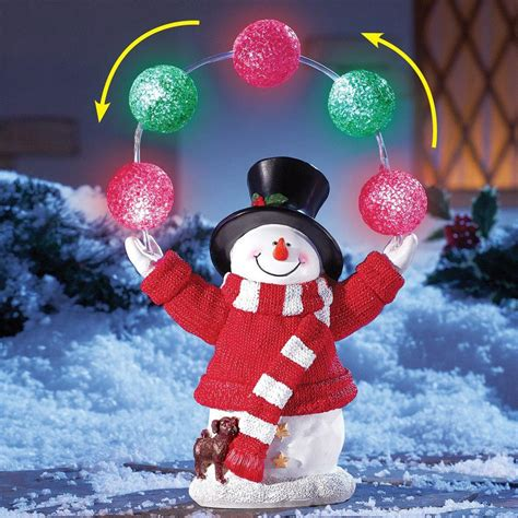 outdoor lighted christmas ornaments yard christmas lighted snowman decoration outdoor xmas
