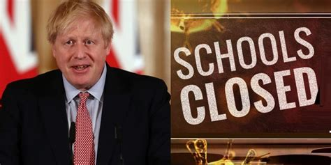 UK Closes All Schools from Friday Until Further Notice ...
