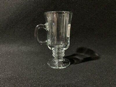 The irish gift house also offers the popular himself and herself coffee cups ; Libbey 5295 Irish Coffee Mug with Ringed Stem (Lot of 4) | eBay