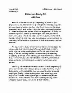 Argumentative essay on abortions maya angelou essay argumentative ...