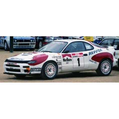toyota celica  repsol full wrc rally graphics kit