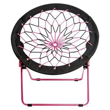 brookstone pink bungee chair room essentials pink black bungee chair from target
