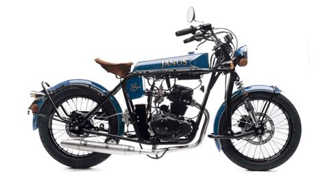 Halcyon 250 Motorcycle • Classic Style • Small Motorcycle