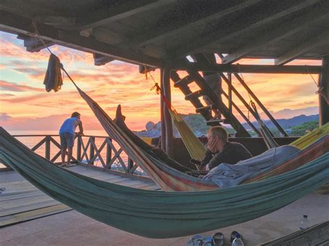 Tayrona Hammock by Highlights Of Colombia My Favorite Moments The