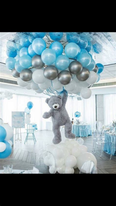 baby shower decoration for boy if i salvatore s christening in 2019 baby shower