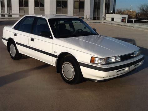 automobile air conditioning service 1991 mazda 626 transmission control 1991 mazda 626 lx sedan 4 door 2 2l only 83 189 actual miles