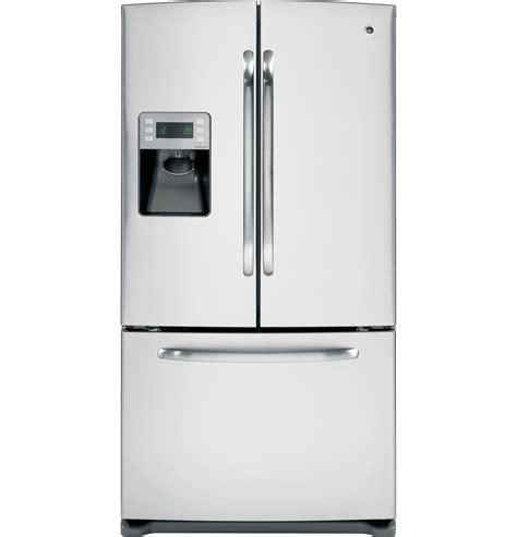 ge energy star  cu ft french door refrigerator