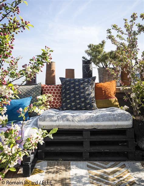 canapé balcon incroyable gros coussins de canape 4 comment jardiner