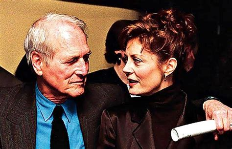 paul newman first movie susan sarandon reveals her twilight co star paul newman