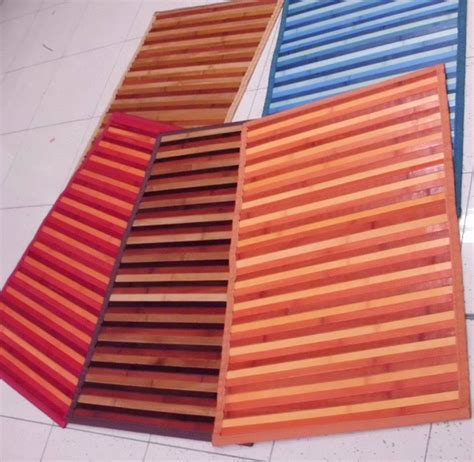 tappeti stuoia tappeto stuoia bamboo tappeti bagno su misura 28 images