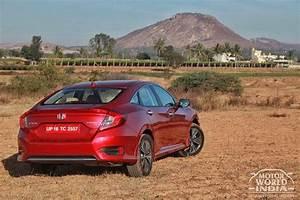 Honda Begins Civic Production In India
