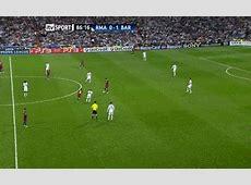GIF Messi golazo vs Real Madrid