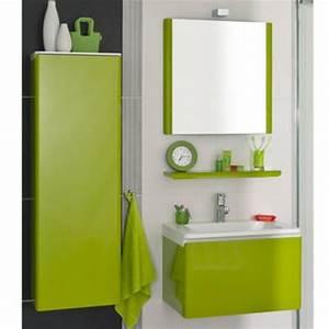 Meuble Pour Petite Salle De Bain : des meubles pour une petite salle de bains c t maison ~ Melissatoandfro.com Idées de Décoration
