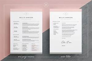 resume templates that39ll help you stand out from the crowd With feminine resume template