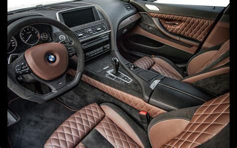 2018 Prior Design Bmw M6 Gran Coupe Pd6xx Interior 2