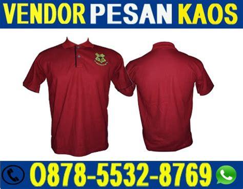 Konveksi Kaos Oblong Sablon Poloshirt Bordir Murah