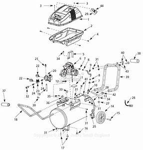 Campbell Hausfeld Wl650800 Parts Diagram For Air