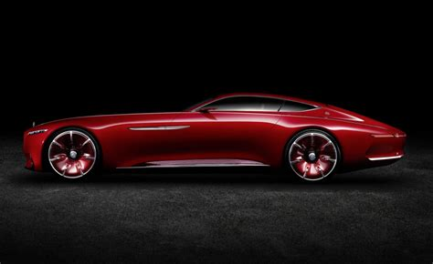 image vision mercedes maybach  concept  monterey