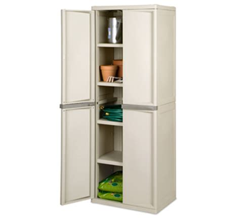 sterilite storage cabinet grow sterilite 01428501 heavy duty adjustable 4 shelf base