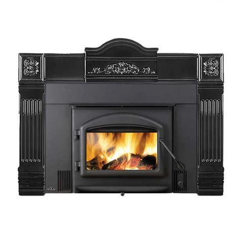 Napoleon Oakdale Epi 1101 Wood Burning Fireplace Insert At