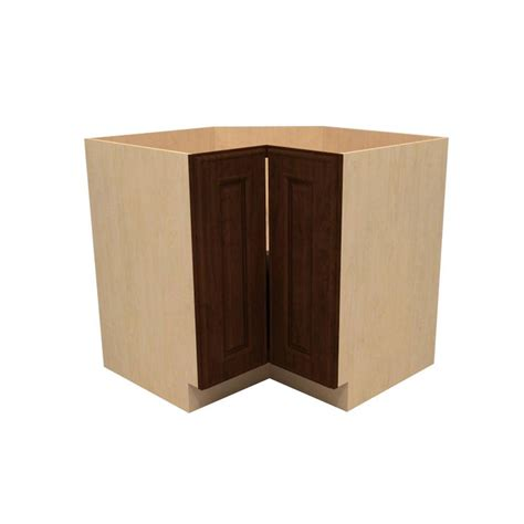 kitchen corner base cabinet home decorators collection roxbury assembled 36x34 5x24 in 6593