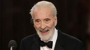 Actor Christopher Lee dies at 93 - CBS News