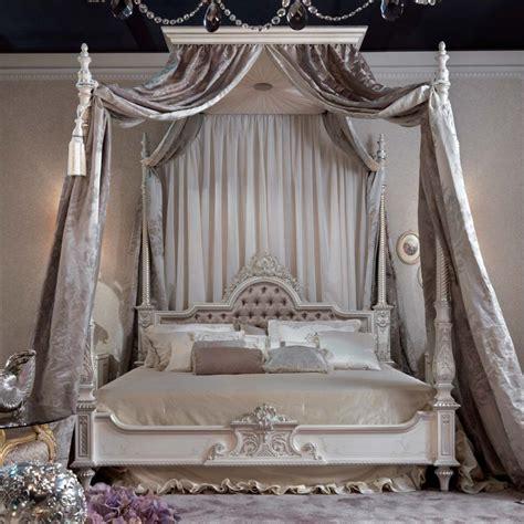da letto con baldacchino letto con baldacchino esposizione artigiani medesi