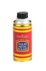 harringtons liquid metal polish nobrandsyou