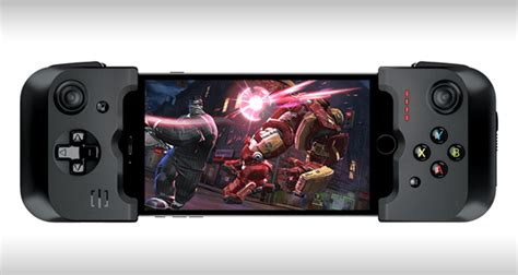 gamevice game controller  iphone ss