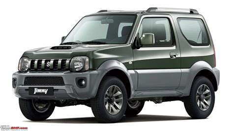 jeep suzuki jimny new suzuki jimny in 2018 team bhp