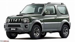 Suzuki Jimny 2018 Model : new suzuki jimny in 2018 team bhp ~ Maxctalentgroup.com Avis de Voitures