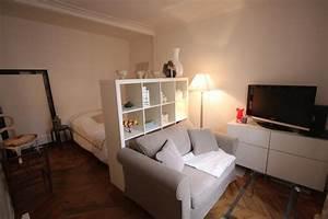 personnaliser un studio petit espace mais grande liberte With comment meubler un petit studio 2 location etudiant amenagement du studio et deco pas