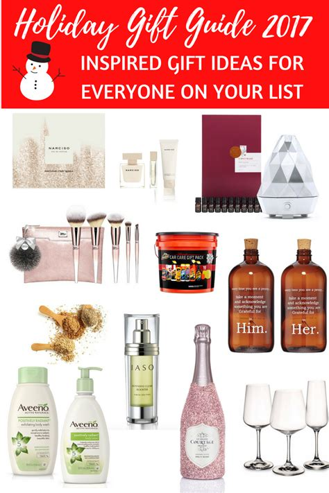 christmas gift ideas for anybody gift guide 2017 10 inspired gift ideas for everyone on your list romy raves