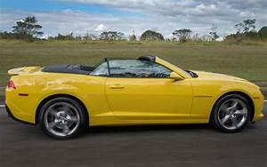 Chevrolet Camaro Convers U00edvel Est U00e1  U00e0 Venda No Brasil
