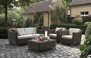 Muebles de exterior la mejor forma de relajarse comprar ok for Muebles de jardin exterior
