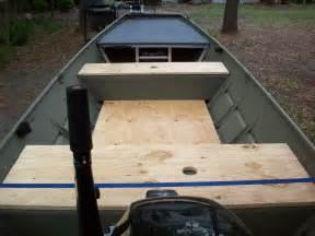 Jon Boat Casting Deck Ideas by Jon Boat Deck Designs 1000 Images About Jon Boat Ideas On