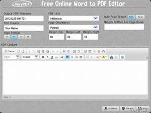 how to make pdf from word document and email pdf to anyone With free word document editing software
