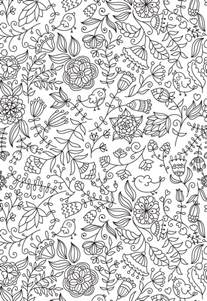 Adult Zen Coloring Pages Printable