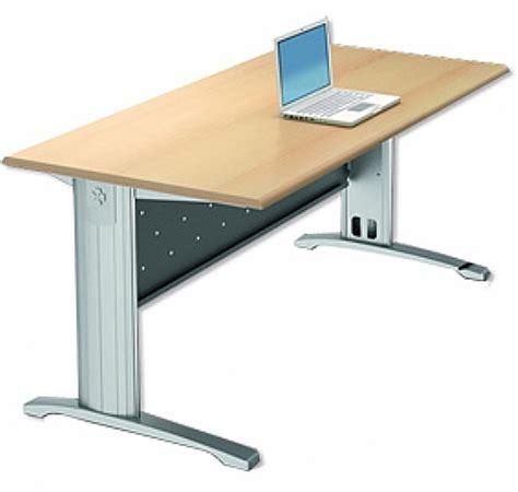 bureau droit 140x80 cm sans voile de fond bureau