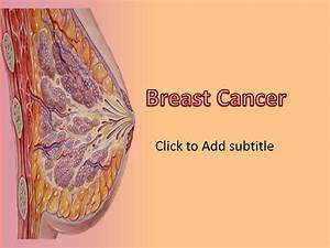 Breast cancer ppt for Free breast cancer powerpoint presentation templates