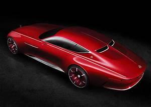 Mercedes 6 6 : vision mercedes maybach 6 is a six meter long electric super coupe car body design ~ Medecine-chirurgie-esthetiques.com Avis de Voitures