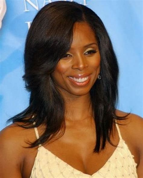 Weave Hairstyles For American by Medium Hairstyles For Black For My Bridesmaids