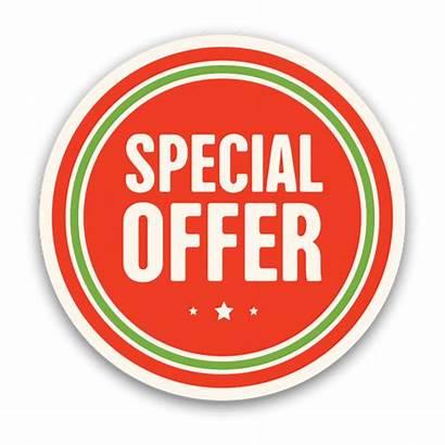 Offer Special Badge Transparent Specials Service Discount