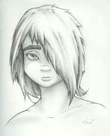 Emo Girl Crying Drawing