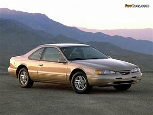 Pictures Of Ford Thunderbird 1996 U201397  640x480