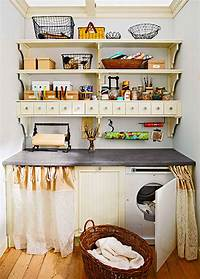 laundry room storage Laundry Room Storage Ideas | Dream House Experience