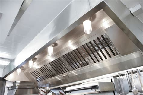 Stainless Steel Exhaust Canopy ? Rangehood   Stainless